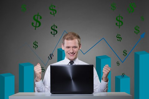 The Easiest Way Getting Rich Buying Stocks